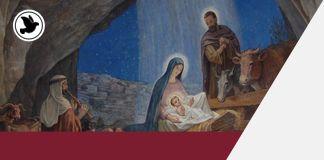 Josef og Maria hadde ikkje mobil