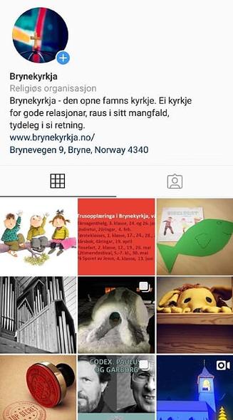 Visste du at Brynekyrkja...