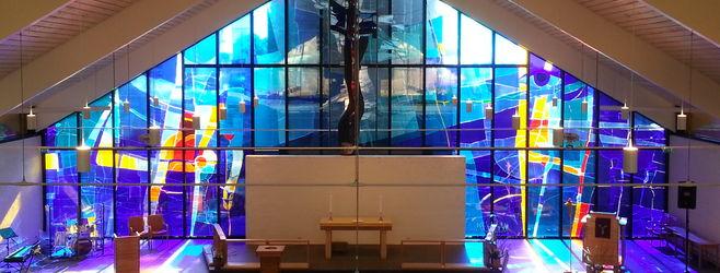 Det nye kyrkjerommet